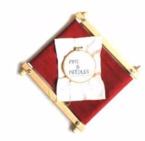 75683 Wooden Tapestry Frame 45 X 30cm 18 X 12 Price Per Frame