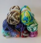 Knitting, Crochet & Yarns