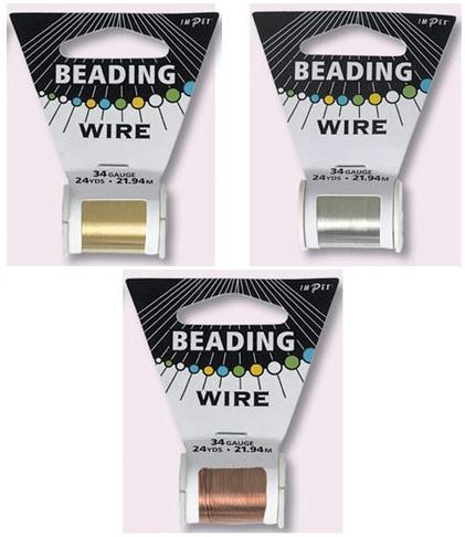 JEBW 34 Gauge Wire 12 Packs of 21m - Full Colour Range